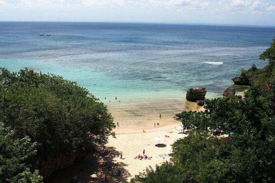 пляж Паданг Паданг